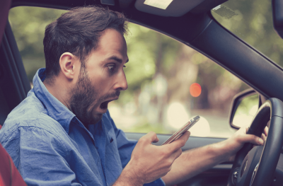 The Dangers of Distracted Drivers
