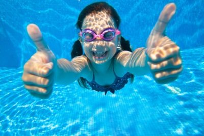 Summertime is Swim Time – Know How to Keep Safe Around the Pool.